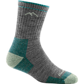 DARN TOUGH VERMONT Hiker Micro Crew Midweight Cushion Socks Women slate